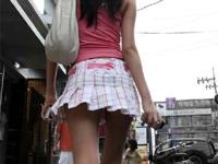 「今夏、最短更新の勢い」?という韓国のミニスカブーム「超ミニ熱風」