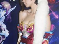 上海 ChainaJoy(チャイナジョイ) 2009 コスプレ美女のパンチラショット+α