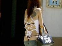 街で見かけたセクシー過ぎるファッション特集