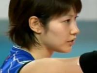 美人バレーボール選手 狩野舞子選手のブラチラお宝動画?
