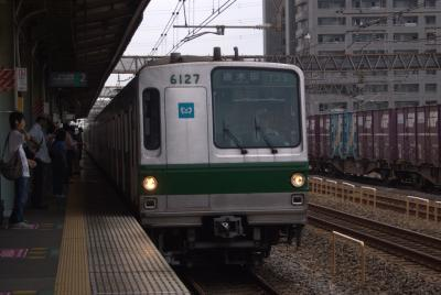 メトロ6127編成