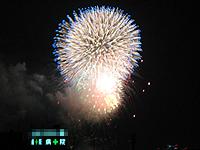 淀川花火大会-2