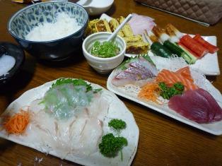 080506 手巻き寿司