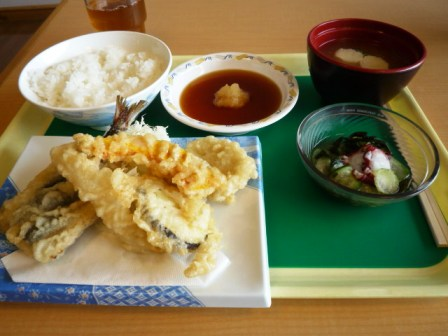 080722 昼ご飯