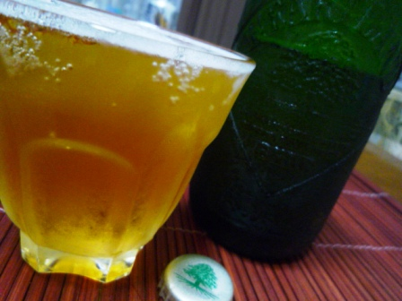 080729 本日ビール