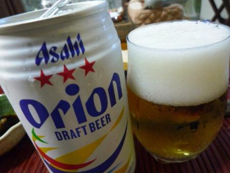 080801 本日ビール