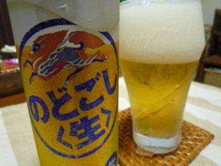 080805 本日ビール