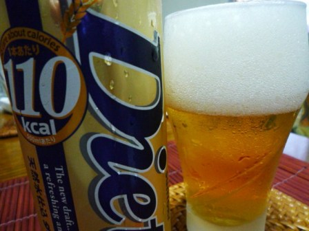 080806 本日ビール