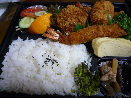 080812 ALL手作り弁当