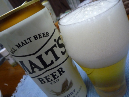 080814 本日ビール2