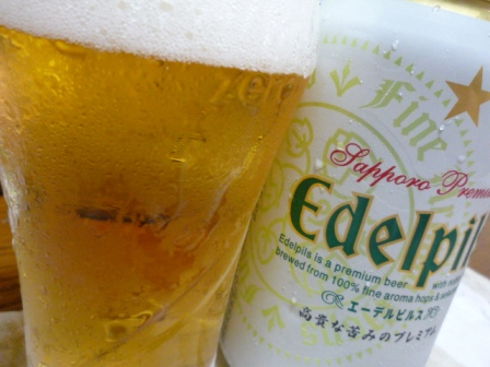 080823 本日ビール
