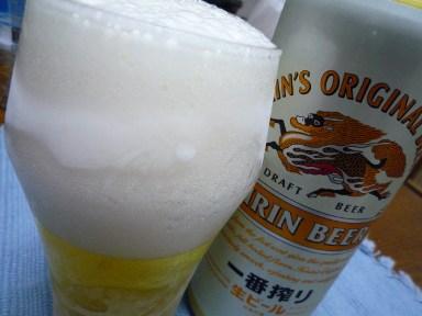 080825 本日ビール