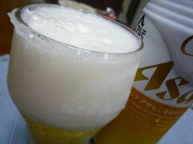 080826 本日ビール
