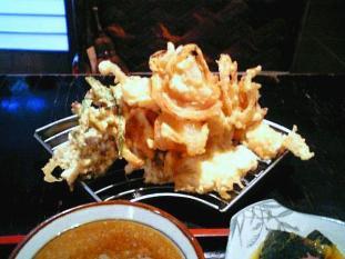 田川天ぷら定食003