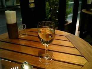 マイアミガーデン、ワインとペペロンチーニ004