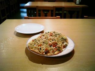 エベレストキッチン、マサラパパド、マンゴーラッシー004