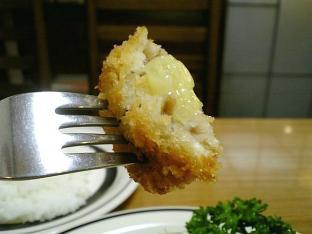 ミツワグリル、魚フライ、ライス005