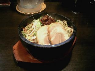 日の出らーめん石焼ガッツ麺004