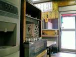 市場食堂、ハンバーグ定食012