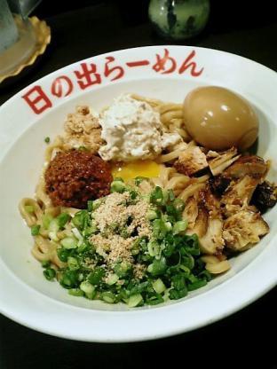 日の出らーめんガッツ麺DX 味玉011