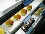 エリー洋菓子店、サバラン、プリンアラモード003