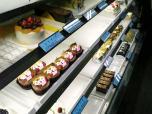 エリー洋菓子店、サバラン、プリンアラモード004