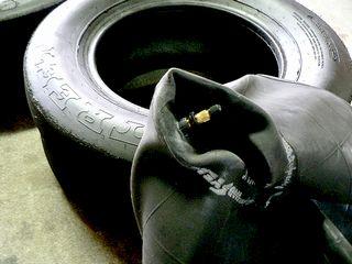 タイヤチューブ