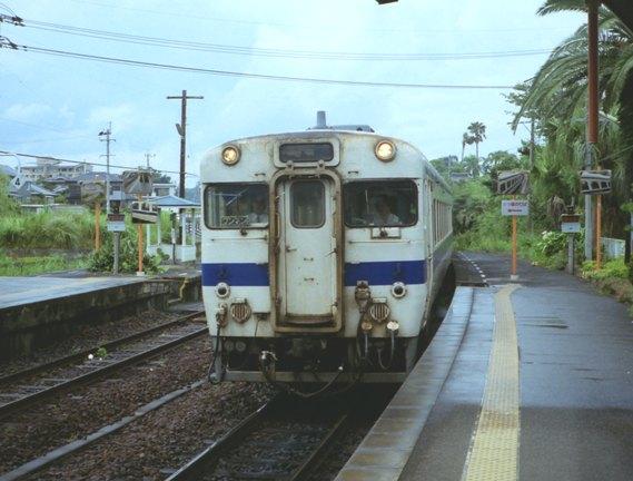 日南線キハ58