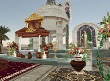 天空教会2