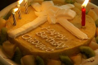 20090711 チーズお誕生会