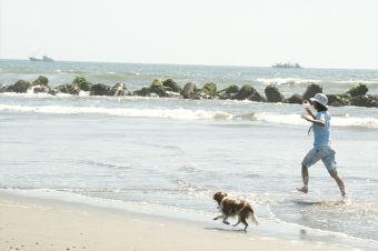 20090829 走る~ ナナさん