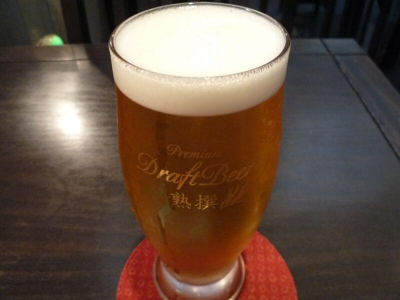20.手打ち蕎麦 銀杏 (生ビール・熟撰)
