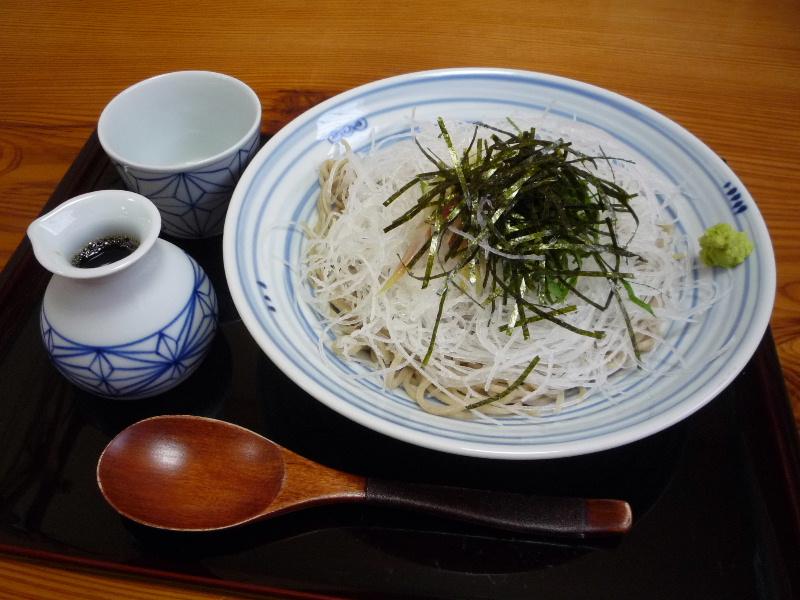 8.手打ち蕎麦 ふる川 (すずしろ蕎麦)