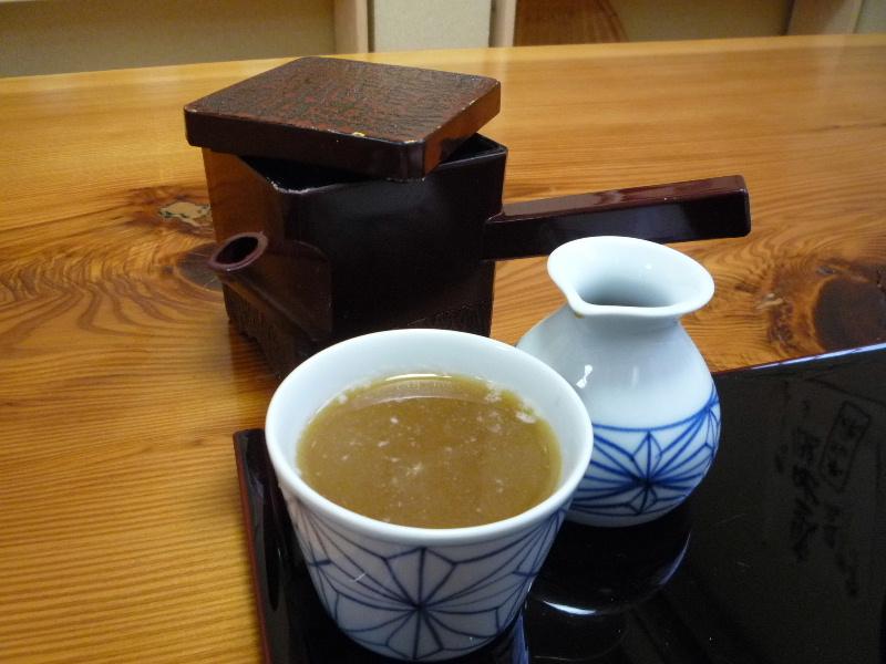 8.手打ち蕎麦 ふる川 (そば湯)