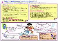 新型インフルエンザ(A/H1N1)~自宅療養の手引き~