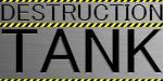 Destruction TANK Logo