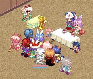 アポロくん結婚式