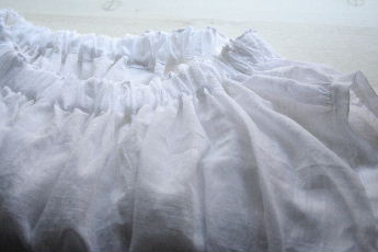 綿ローンチュニック