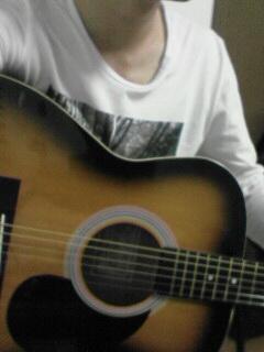 ギターと俺