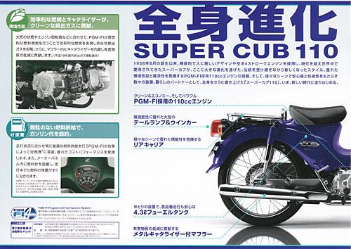 SUPER CUB 110 (1)