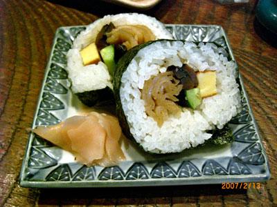 京風巻寿司