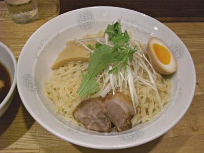 四神伝つけ麺