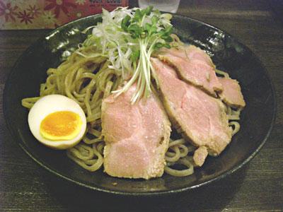 綿麺つけ麺1