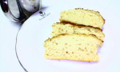 おからのケーキ