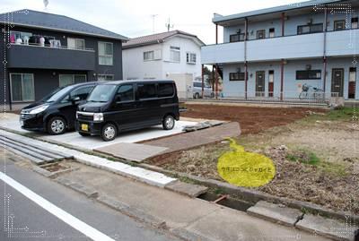 家庭菜園家庭菜園計画-20090309
