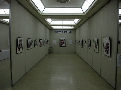 一日限りのF1個人ミュージアム