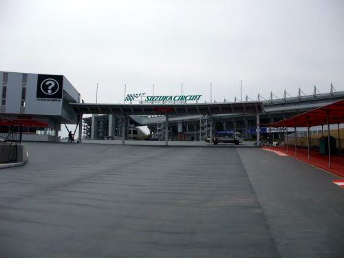 レース場ゲート