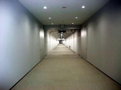 パドックトンネル