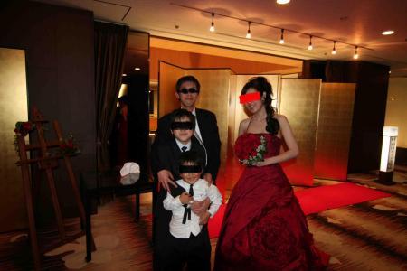 従姉妹の結婚