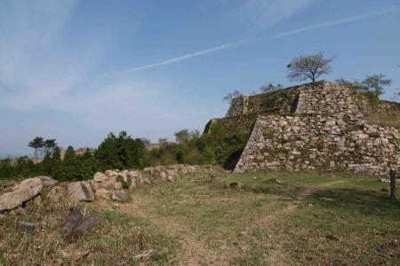 takeda ruins